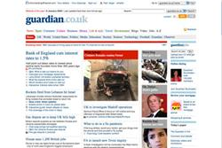 Guardian hires AdGent 007 for European online sales