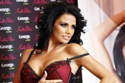 EDINBURGH TV FESTIVAL: Katie Price in last minute let down