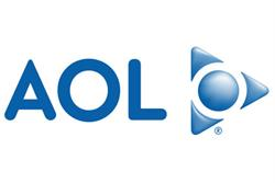 AOL global revenues slump 23%