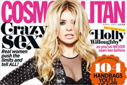 Cosmo still feisty at 40