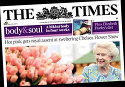 News International to launch iPad app for The Times and The Sunday Times