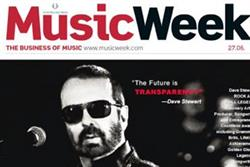 UBM sells Music Week in £2.4m deal