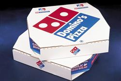 Domino's to sponsor new Simon Cowell show Red or Black?