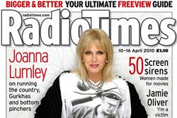 BBC Magazines gives Radio Times a makeover