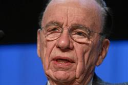 Murdoch aims sideswipe at 'traditional elites' curbs on News Corp