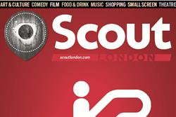 Scout London returns to print a day before Time Out