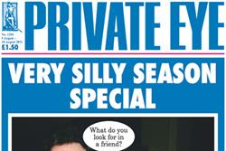 MAGAZINE ABCs: Private Eye still going strong after 50 years