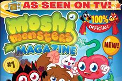MAGAZINE ABCs: Moshi Monsters dwarfs pre-teen rivals