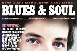 Blues & Soul magazine comes back in print