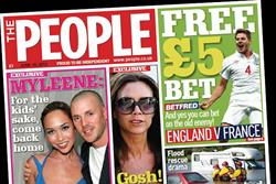 The People appoints Sunday Mirror deputy editor James Scott as editor