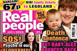 BBC One goes behind the scenes at Real People magazine