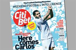 Ex-FHM editor Needham leads football betting mag launch