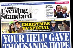 Standard targets 900,000 circulation ahead of London Live launch