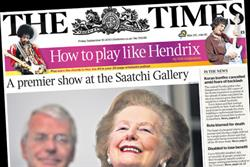 The Times circulation falls to 16 year low below 500,000