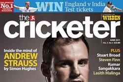 Wisden Cricketer renamed The Cricketer