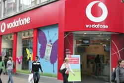 WPP agency Kinetic retains Vodafone's £15m outdoor work