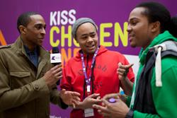 Kiss and Garnier team up to find next top radio host