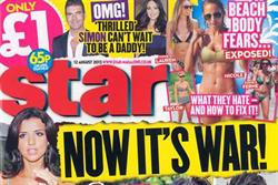 Magazine ABCs: Celebrities struggle as Star and Reveal fall more than 20%