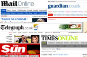Mail Online becomes UK's most popular newspaper website