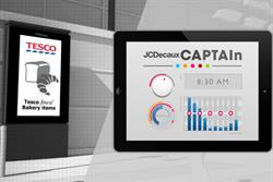 JCDecaux to trade on audience data for new SmartScreen