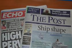Trinity Mirror to close Liverpool Post after 158 years