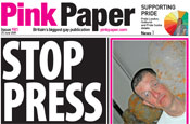 Pink Paper print edition suspended for foreseeable future