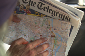 Lewis to head digital for Telegraph group