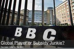 Scrap TV licence fee says think tank