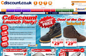 Bigmouthmedia to lead Cdiscount UK launch