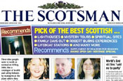 Johnston Press receives approach for The Scotsman