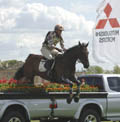 Mitsubishi backs Badminton Horse Trials for 2006