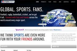 Yahoo! acquires social media sports website