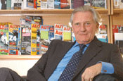 Michael Heseltine to end fifty years at the helm of Haymarket