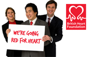 BHF updates website in online donation drive