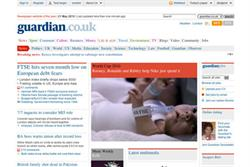 Guardian rules out online reader registration