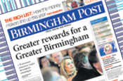 Trinity Mirror all set for major Birmingham Post relaunch