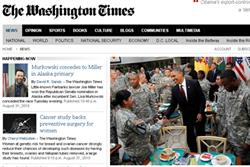 The Washington Times to be sold for $1