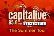 Capital signs Rimmel London as summer tour sponsor