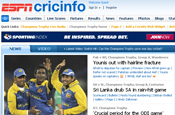 ESPNcricinfo unveils new version of its mobile site