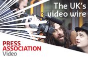 Press Association adds video wire service