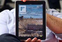 Response to social magazine iPad app Flipboard overwhelms start-up