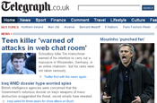 Telegraph repeats claim to be UK's biggest newspaper website