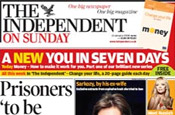 Independent on Sunday slides again