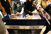Metro launches electronic version e-Metro