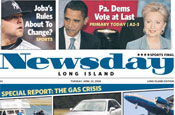 Murdoch reaches agreement to buy Newsday for $580m