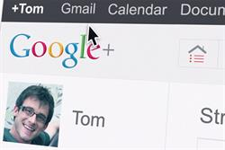 Google+ 'Tom' by Adam & Eve