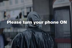 Missing People 'please turn your phone on' by BBH
