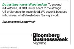 Bloomberg Businessweek 'brand campaign', created in-house