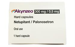 New antiemetic combination for chemotherapy-induced nausea and vomiting