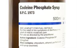 Codeine use for cough and cold restricted in children